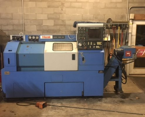 Turning Centers & Lathes – Used Machines For Sale | Complete